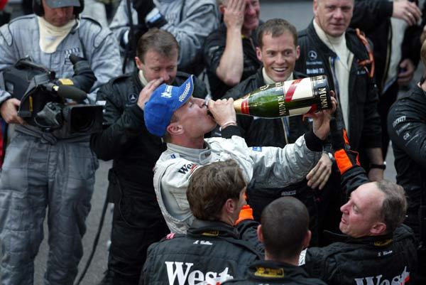 """""""McLaren"""" sėkmė – laikina?"""
