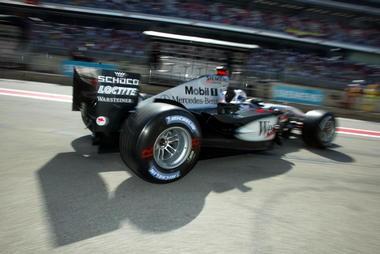 "M.Schumacheris prisibijo ""McLaren"""