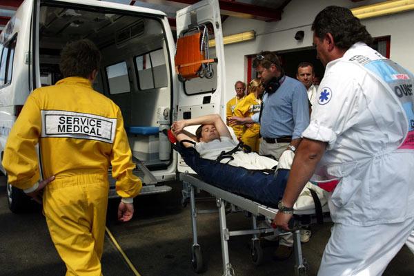 G.Fisichella greičiausiai dalyvaus Vokietijos GP
