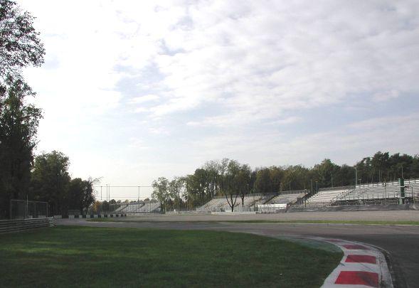 Bandymai: 2004-06-01 Monza