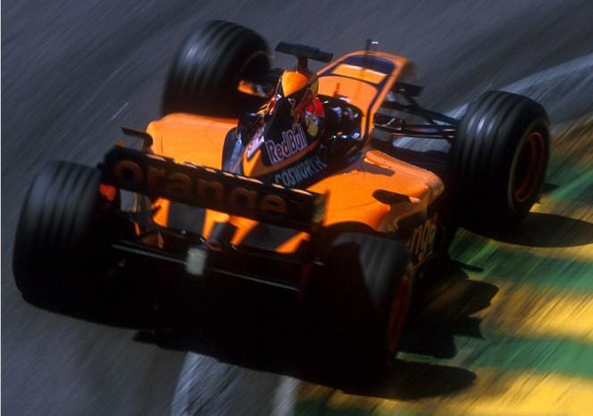 """""""Minardi"""" įsigijo """"Arrows"""" bolidus"""