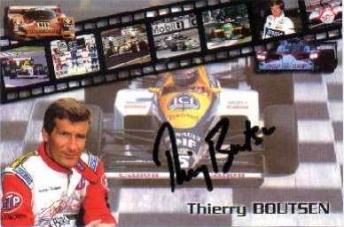 """T.Boutsenas: """"Ferrari"""" naudingas naujas reglamentas"""