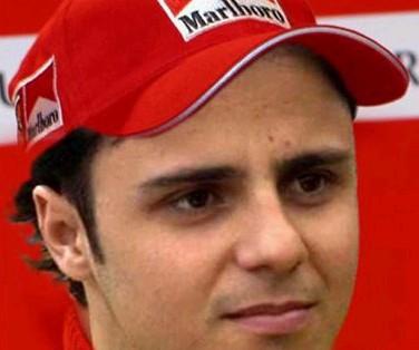 "F.Massa – ""Ferrari"" pilotas bandytojas"