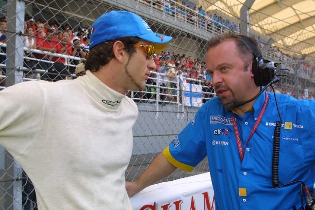 """Ar """"Renault"""" kovos prieš """"Williams""""?"""
