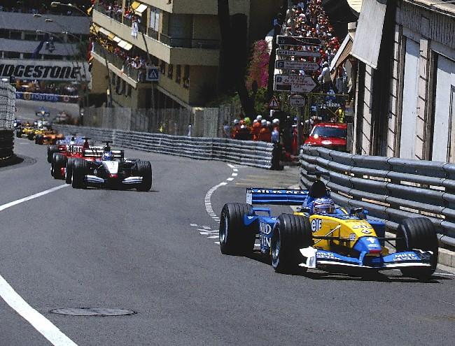 """""""Renault"""" pasiruošimas Monako GP"""