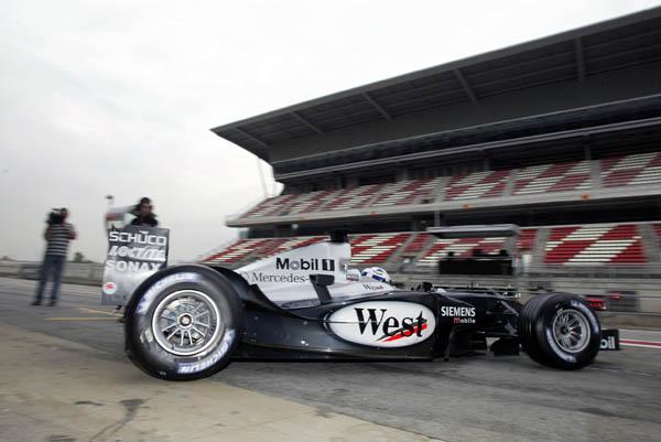 """""""McLaren"""" slepia """"MP4/18"""" avariją?"""