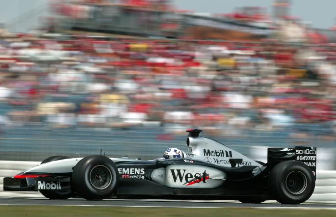 Bandymai: 2003-09-02 Monza