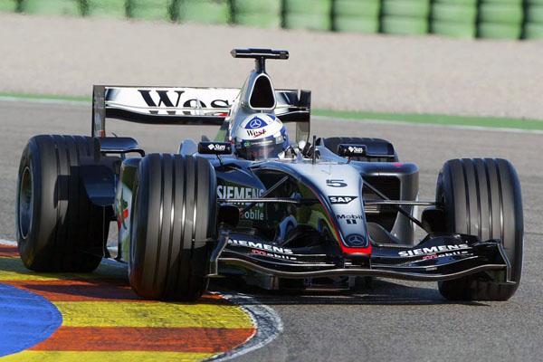 """""""McLaren MP4-19"""" išlaikė egzaminą"""
