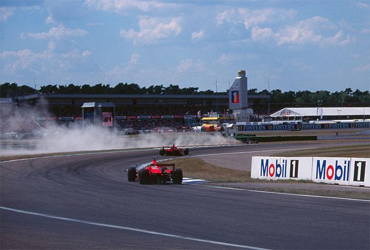 "M.Salo vėl atsisės į ""Ferrari"" bolidą"