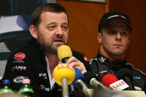 """Minardi"" laukia ""Ferrari"" malonės"