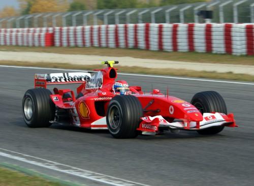 Bandymai: 2005-06-02, Monza