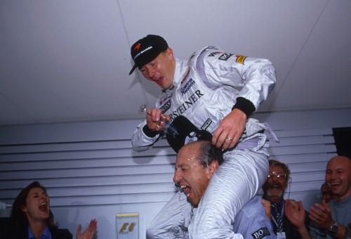 M.Hakkineno sugrįžimą sustabdė J.Buttonas