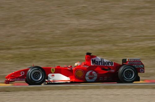 Bandymai: 2005-07-06, Monza