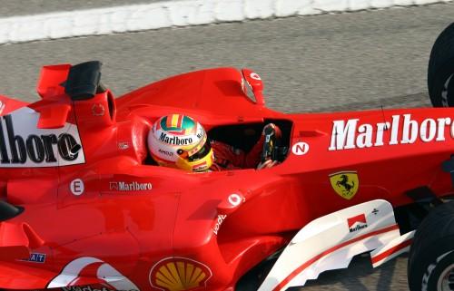 Bandymai: 2005-04-19, Monza