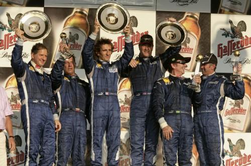 """DTM. """"Legendų"""" varžybose nugalėjo A.Prostas"""