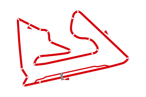 """""""Bahrain Circuit"""", Sakhiras"""