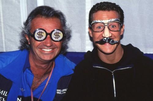 F. Briatore: M. Schumacheriui bus vis sunkiau