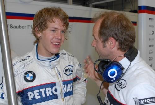 Oficialu: BMW trečiasis pilotas – S.Vettelis