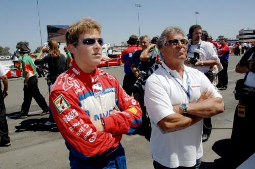 """M. Andretti: F-1 bolidai atrodytų puikiai, jei ne """"Halo"""""""