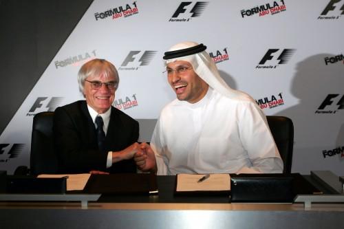 """""""Liberty Media"""" dėl problemų su lenktynių organizatoriais kaltina B. Ecclestone'ą"""
