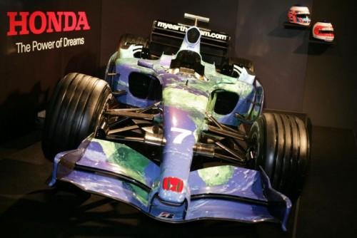 """""""Honda"""" neturi planų vėl turėti savo komandą """"Formulėje-1"""""""