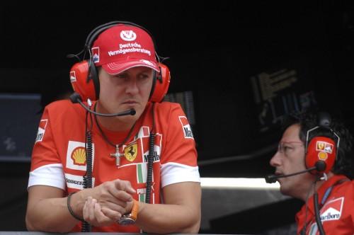 """M. Schumacheris atšaukė sugrįžimą į """"Formulę-1"""""""