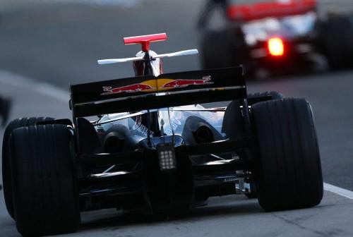 Teisėjai nesiėmė veiksmų prieš T. Glocką ir D. Coulthardą