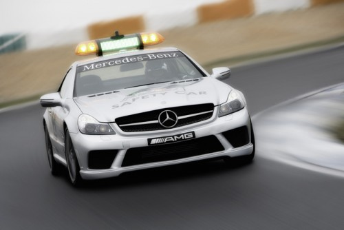 Pristatytas naujasis saugos automobilis