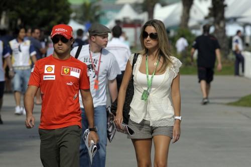 F. Massa: tai buvo ne mano klaida