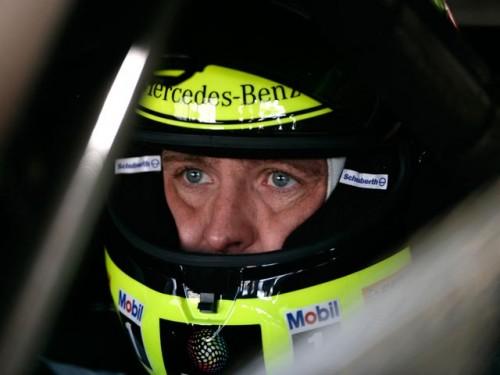 R. Schumacheris: Lewisas gali pagerinti Michaelio rekordą