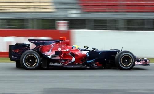 """""""Toro Rosso"""" atidėjo STR3 debiutą"""