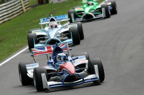 D. Coulthardas ir G. Fisichella įkurs A1GP komandas?