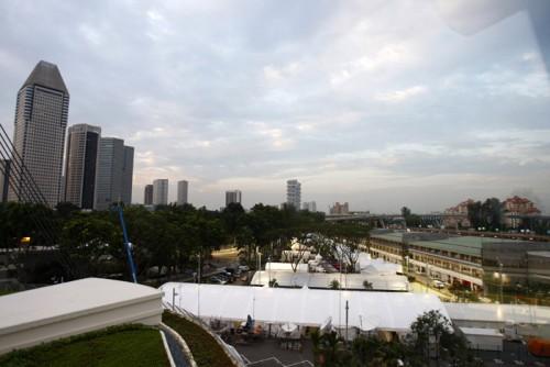 Singapūre pasisako už etapo išsaugojimą