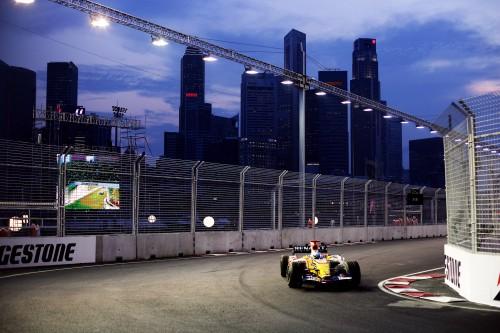Aiškėja 2008 m. Singapūro GP skandalo smulkmenos