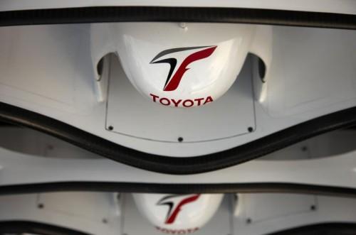 """""""Toyota"""" bolidą pristatys sausio 16 d."""