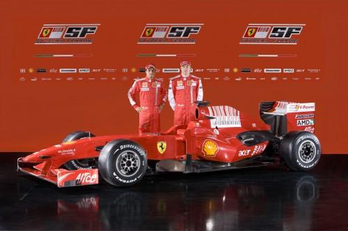 """""""Ferrari"""" dar turi rezervų"""