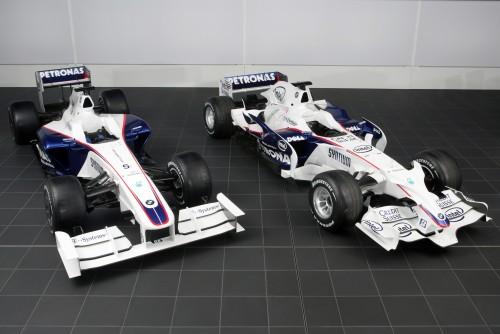 "Oficialiai pristatytas ""BMW Sauber F1.09"""