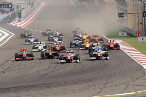 """2010 m. """"Formulės-1"""" taisyklės – santrauka"""
