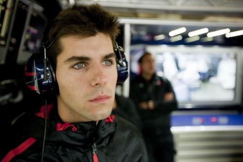 """Oficialu: J. Alguersuari tapo """"Toro Rosso"""" lenktynininku"""