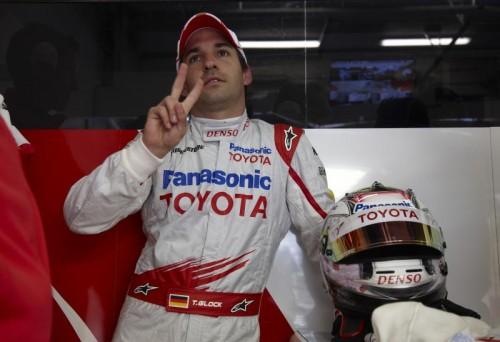T. Glockas praleis ir Brazilijos GP