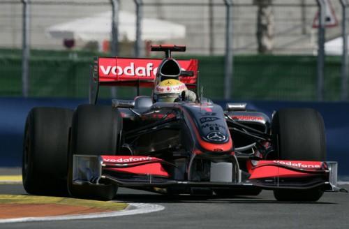 Europos GP: kvalifikacija
