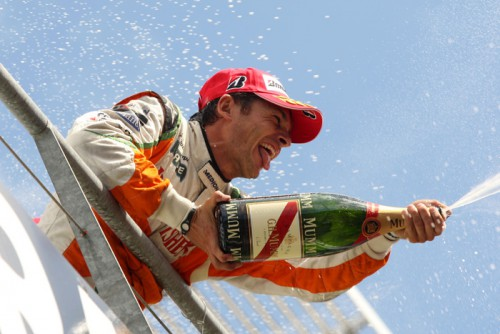 "Antrąjį ""Ferrari"" vairuos G. Fisichella (papildyta)"