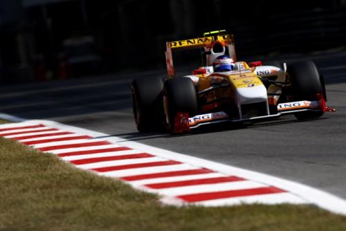 """""""Renault"""" komandai – lygtinė diskvalifikacija"""