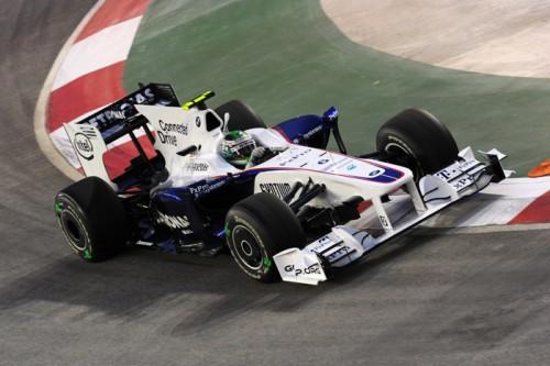 """""""Sauber"""" suteikta vieta kitų metų """"Formulės-1"""" čempionate"""