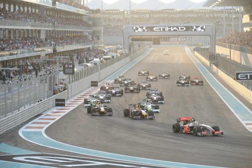 FIA patvirtino F-1 taisyklių pakeitimus