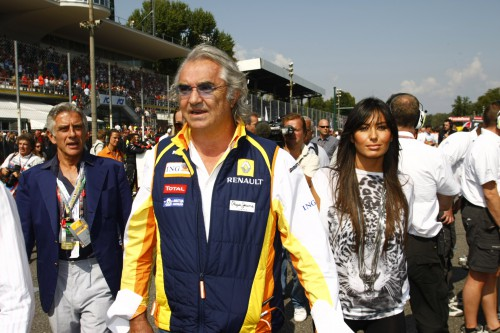 F. Briatore laimėjo bylą prieš FIA (dar papildyta)