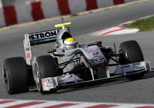 Bahreino GP: penktadienio treniruotės Nr. 2