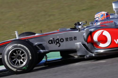 """Varžovai kopijuos """"McLaren"""" sprendimus"""