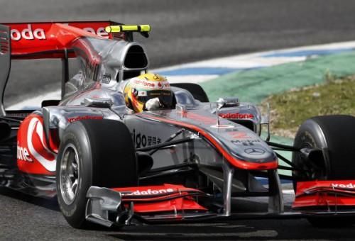 Australijos GP: penktadienio treniruotės Nr. 2