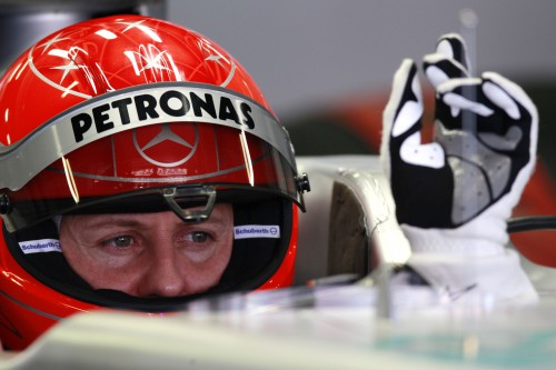 S. Kehm tapo M. Schumacherio vadybininke